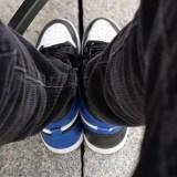 FRAGEMENT 藤原ヒロシ × NIKE AIR JORAN 1 HIGHの新たなカラーリングらしきショットを公開 (フラグメント ナイキ エア ジョーダン 1 ハイ)