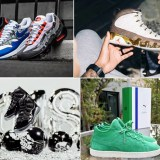 "【まとめ】5/26発売の厳選スニーカー!(NIKE AIR MAX 1/90/95 ATMOS ""WE LOVE NIKE"")(AIR JORDAN 11 RETRO ""CAP AND GOWN"")(AIR JORDAN IX MELO ""MOP"")(PUMA SUEDE 50th × BIG SEAN)他"