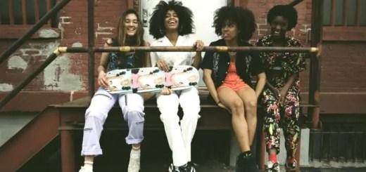 「X-girl」初のスケートボードウエアライン「#1 X-girl skateboards-ナンバーワン エックスガール スケートボード」が6月上旬に新登場 (エックスガール)