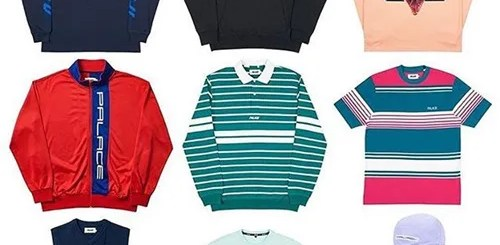 Palace Skateboards 2018 SUMMMER 6th Dropが6/8展開 (パレス 2018 夏)