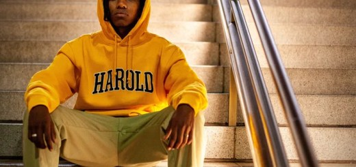 伝説スケーター「ハロルド・ハンター」を偲ぶ支援非営利団体「HAROLD HUNTER FOUNDATION」とのコラボが6/8発売 (ハフ)