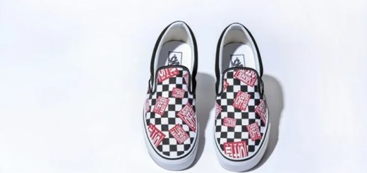 "BILLY'S ONLINE限定!VANS CLASSIC SLIP-ON ""OFF THE WALL CHECK""が6/16発売 (ビリーズ バンズ クラシック スリッポン ""オフ ザ ウォール チェック"")"