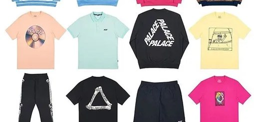 Palace Skateboards 2018 SUMMMER 7th Dropが6/15展開 (パレス 2018 夏)