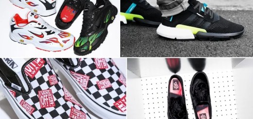 "【まとめ】6/16発売の厳選スニーカー!(SUPREME × NIKE AIR ZOOM STREAK SPECTRUM PLUS)(adidas P.O.D.-S3.1 ""Core Black"")(VANS Slip-On × DELUXE)(BILLY'S VANS CLASSIC SLIP-ON ""OFF THE WALL CHECK"")他"