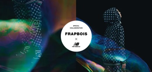 FRAPBOIS × New Balance コラボコレクションが7月~8月に順次発売 (フラボア ニューバランス)