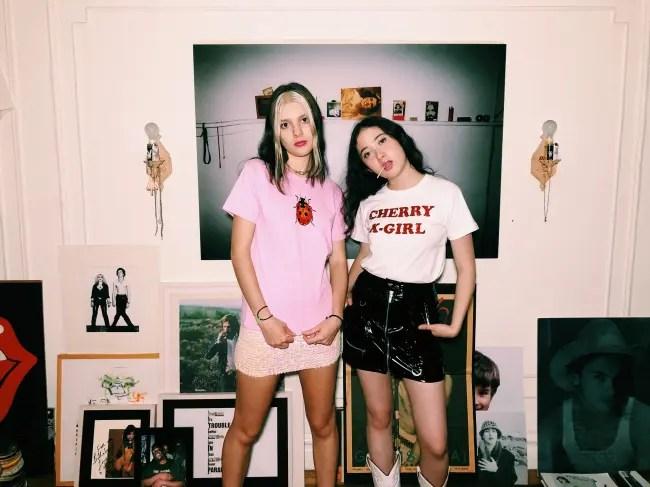 X-girl × スタイリスト「Vanna Youngstein」との初コラボが6/29発売 (エックスガール ヴァナ・ヤングスタイン)