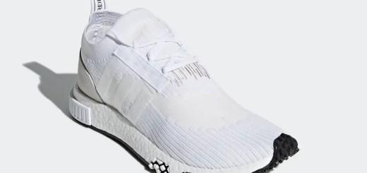 """7/21発売!adidas Originals NMD_RACER PRIMEKNIT {PK} """"White"""" (アディダス オリジナルス エヌエムディー レーサー プライムニット """"ホワイト"""") [B37639]"""