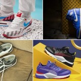 "【まとめ】7/21発売の厳選スニーカー!(Piet Parra NIKE AIR MAX 1 ""White/Multi"")(AIR JORDAN 1 RETRO HIGH OG ""Hyper Royal/Sail"")(Pilgrim Surf+Supply × VANS OG OLD SKOOL LX)(SONIC THE HEDGEHOG PUMA)他"