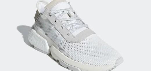 """8/2発売予定!adidas P.O.D.-S3.1 """"White/Grey One"""" (アディダス ピーオーディ """"ホワイト/グレー ワン"""") [B28089]"""