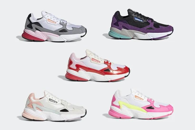 best website 682e2 de0ac 21発売!2019年春モデル!adidas Originals WMNS FALCON (アディダス オリジナルス ウィメンズ ファルコン)  CG6214,6216EE3830,4149,4405