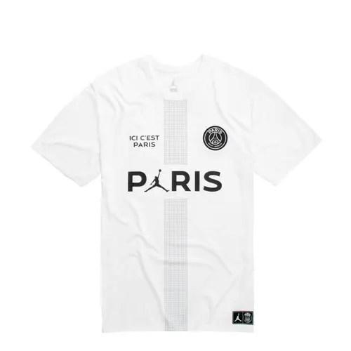 """2/12発売!""""WHITE/BLACK""""カラーのナイキ ジョーダン ブランド × PSG パリ・サンジェルマン コラボ (Paris Saint Germain NIKE JORDAN BRAND)"""
