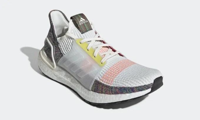 """6/1発売!adidas ULTRA BOOST 19 """"Pride Pack"""" 2019 (アディダス ウルトラ ブースト 19 """"プライドパック"""" 2019)[EF3675]"""