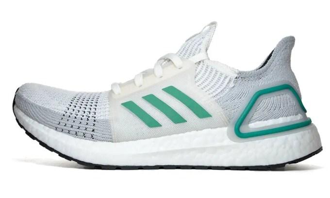 """5/20発売!adidas Consortium ULTRA BOOST 19 """"White/Green"""" (アディダス コンソーシアム ウルトラ ブースト 19 """"ホワイト/グリーン"""") [EE3755]"""