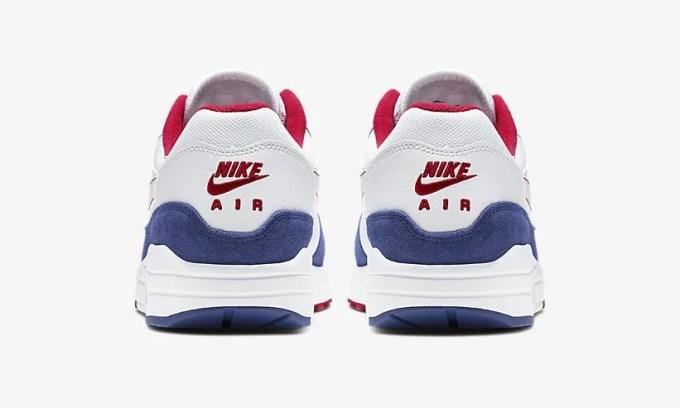 """ナイキ エア マックス 1 """"ホワイト/ブルー/レッド"""" (NIKE AIR MAX 1 """"White/Blue/Red"""") [CJ9927-100]"""