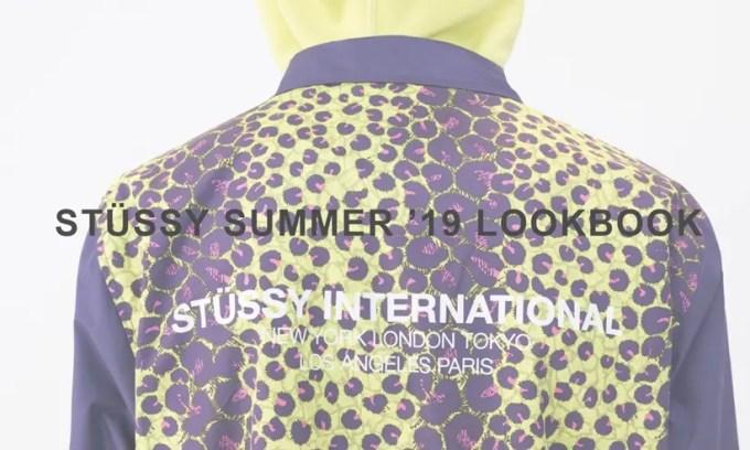 STUSSY 2019 SUMMER COLLECTION (ステューシー 2019年 夏 コレクション)
