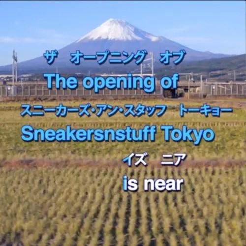 スウェーデンのスニーカーショップ「Sneakersnstuff」が2019年秋に東京店をオープン予定 (スニーカーズ・アン・スタッフ)