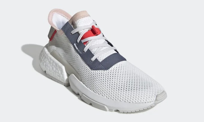 """adidas Originals POD-S3.1 """"Cloud White/Carbon"""" (アディダス オリジナルス ピーオーディ) [EE4852,4854]"""