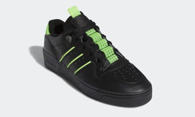 """adidas Originals RIVALRY LOW """"Core Black"""" (アディダス オリジナルス ライバルリー ロー """"コアブラック"""") [EE4962]"""