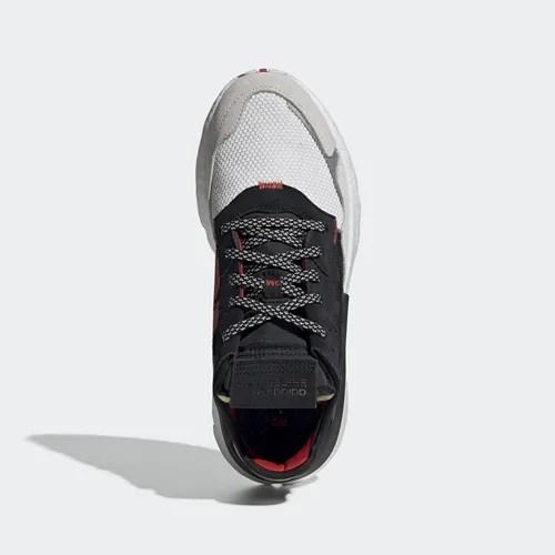 """3M × アディダス オリジナルス ナイト ジョガー """"コアブラック/グレー"""" (adidas Originals NITE JOGGER """"Core Black/Grey"""") [EF9419]"""