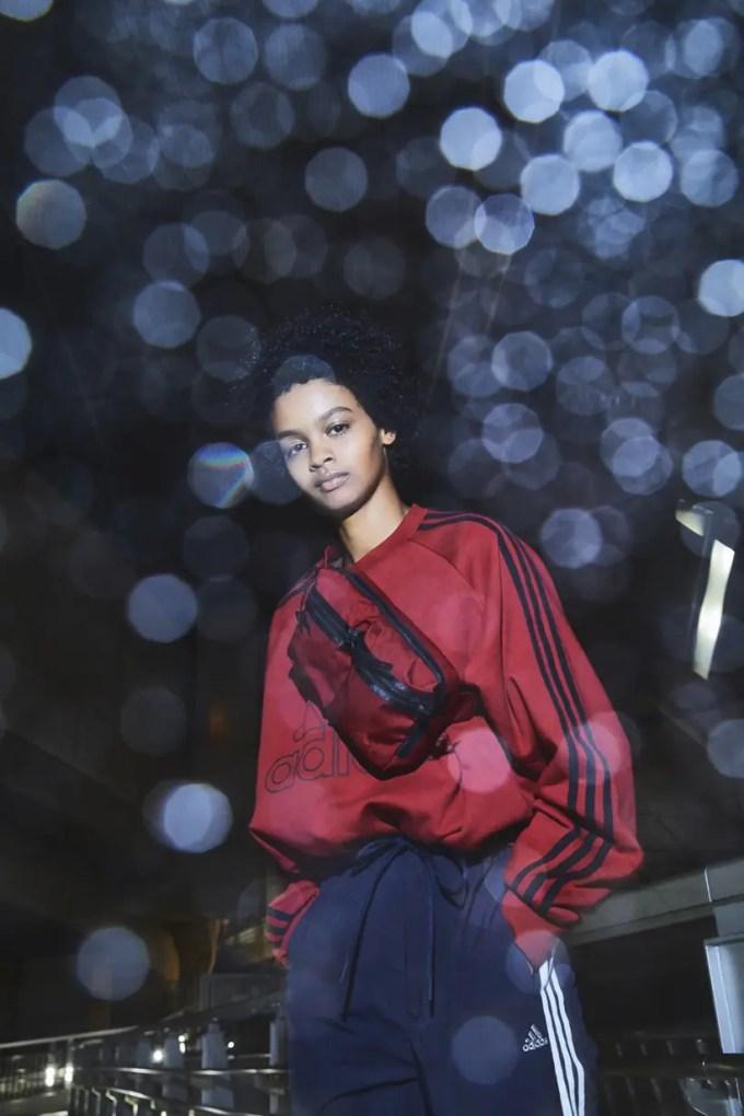 adidasとMOUSSYの共同開発によるスポーツコレクション 第6弾が9/27発売 (アディダス マウジー)