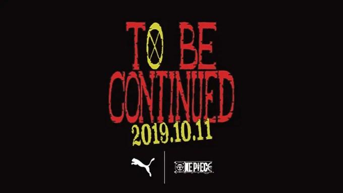 【10/11】「ONE PIECE ワンピース」× プーマ コラボ 第2弾 CELL VENOM (PUMA セル ヴェノム)