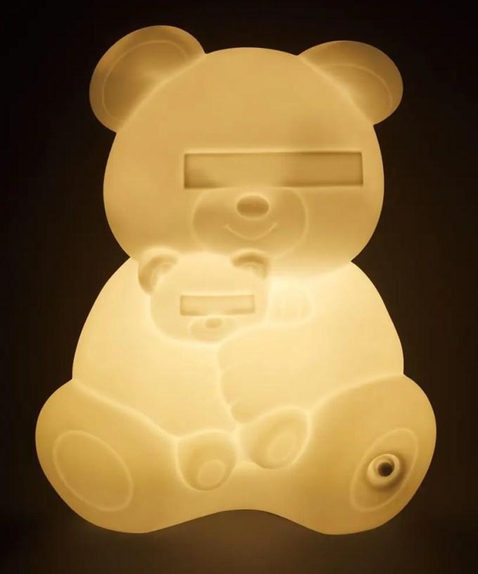 UNDERCOVER × MEDICOM TOY コラボアイテムが「UNDERCOVER NOISE LAB 渋谷PARCO」にて11/22、11/23発売 (アンダーカバー メディコムトイ ベアブリック ハンバーガーランプ)