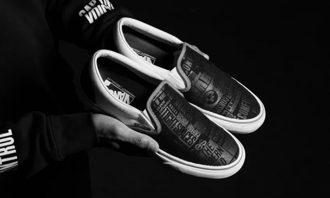 "Firmament × VANS VAULT EPOCH SPORT LX/AUTHENTIC VLT LX/CLASSIC SLIP-ON VLT LX ""MODERN LIFE"" (ファーマメント バンズ ヴォルト""モダンライフ コレクション"")"