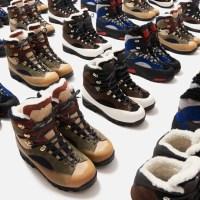 KITH × イタリアの高級靴ブランド「Diemme」コラボブーツが12/6発売 (キス ディエッメ)