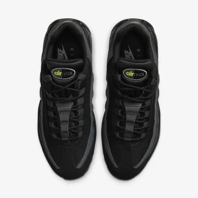 """ナイキ エア マックス 95 """"グレー/ブラック"""" (NIKE AIR MAX 95 """"Grey/Black"""") [CV1635-001,002]"""