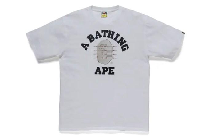 A BATHING APE x PUSHA-T コラボ が1/18から発売 (ア ベイシング エイプ プッシャT)