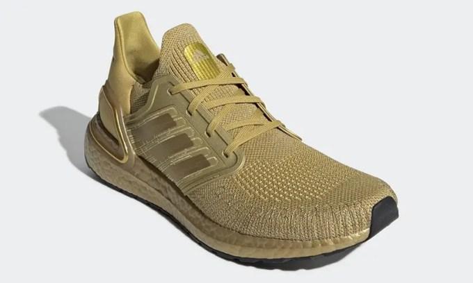 """6月発売予定!adidas ULTRA BOOST 20 """"Gold Metallic"""" (アディダス ウルトラ ブースト 20 """"メタリックゴールド"""") [EG1343]"""