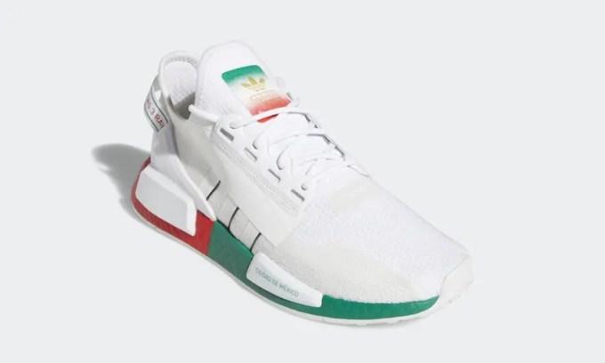 """5/29発売!adidas Originals NMD_R1 V2 """"Mexico"""" (アディダス オリジナルス エヌ エム ディー ブイツー """"メキシコ"""") [FY1160]"""