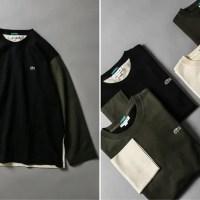 LACOSTE × JOURNAL STANDARD relume 別注 ヘビーピケ クレイジー ロングTシャツが9月中旬発売 (ラコステ ジャーナルスタンダード)