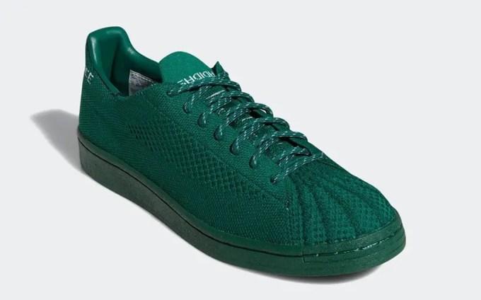 Pharrell Williams x adidas Originals SUPERSTAR PRIMEKNIT (ファレル・ウィリアムス アディダス オリジナルス スーパースター プライムニット) [S42926,S42928,S42929,S42930,S42931]