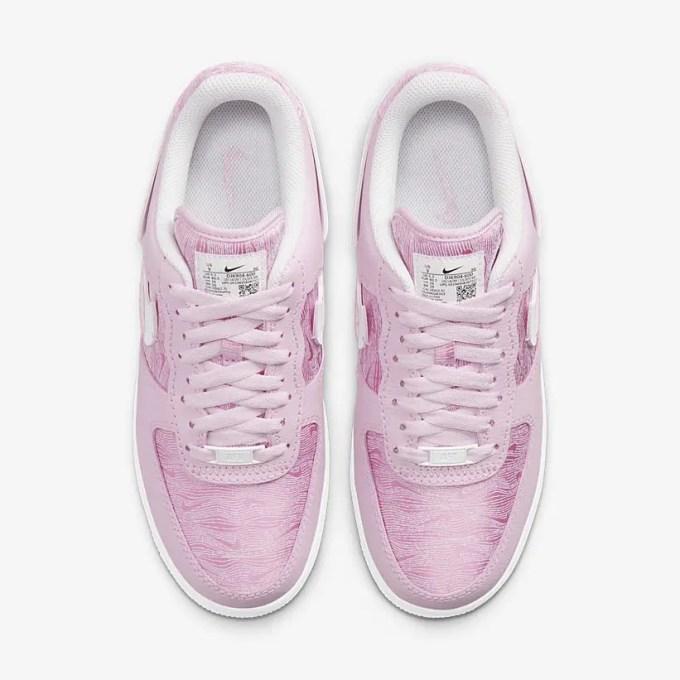 """ナイキ ウィメンズ エア フォース 1 07 ロー LXX """"ピンクフォーム"""" (NIKE WMNS AIR FORCE 1 07 LOW LXX """"Pink Foam"""") [DJ6904-600]"""