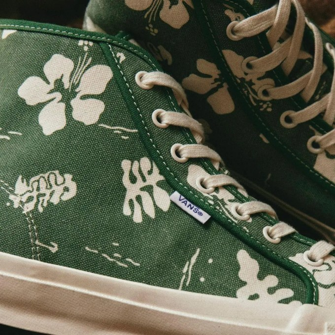 【2/23 先行】BILLY'S 限定!VANS VAULT OG STYLE 24 LX -BILLY'S EXCLUSIVE- (ビリーズ バンズ ヴォルト)