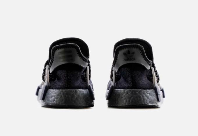 """2/26 発売!Pharrell Williams x adidas Originals NMD Hu """"Triple Black Pack"""" (ファレル・ウィリアムス アディダス オリジナルス エヌ エム ディー """"トリプルブラックパック"""") [GX2487]"""