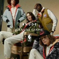 CANADA GOOSE × RHUDEのNBA オールスター2021を記念したアウターコレクション 4型が海外発売 (カナダグース ルード)