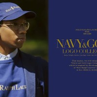 BEAMS × POLO RALPH LAUREN コラボ 第5弾「Navy and Gold Logo Collection」が4/23 発売 (ビームス ポロ ラルフローレン)