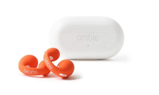 ambie × BEAMS / 別注 AM-TW01 サウンド イヤカフが11月中旬発売 (アンビー ビームス)