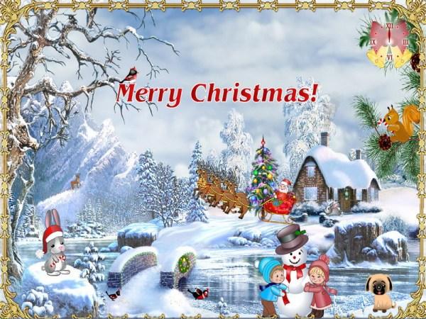 Christmas Suite Screensaver for Windows - Christmas ...