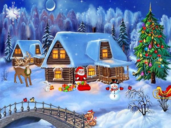 Christmas Symphony - Free Christmas Screensaver ...