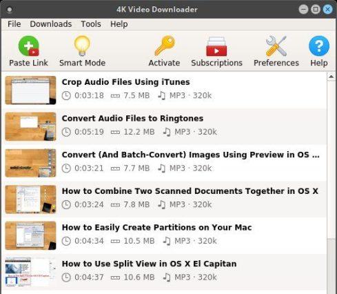 4k Video Downloader latest version