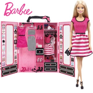 Barbie Fashion Closet