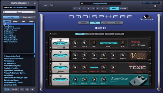 Spectrasonics Omnisphere latest version