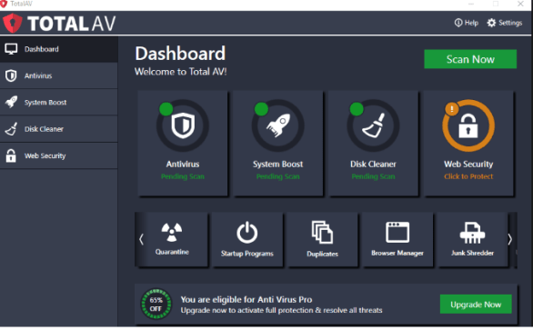 Total AV Antivirus latest version