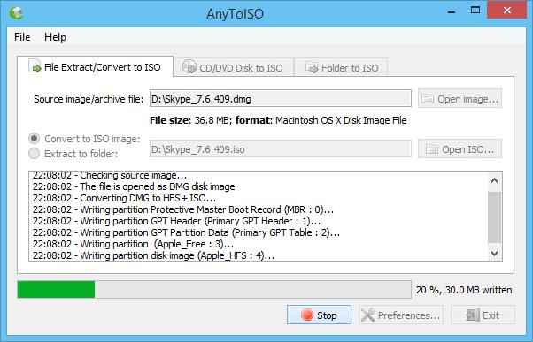 AnyToISO latest version