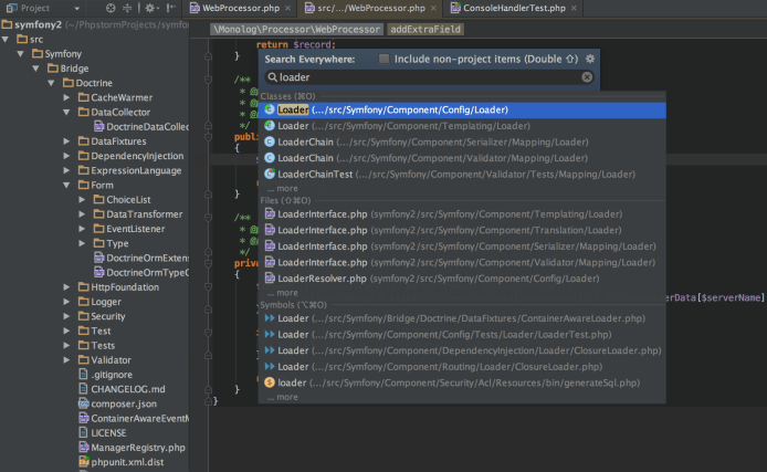 JetBrains PhpStorm laatst version