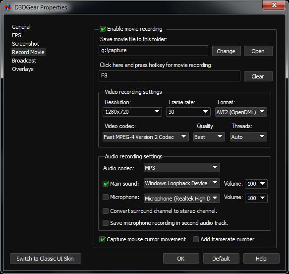 D3DGear latest version