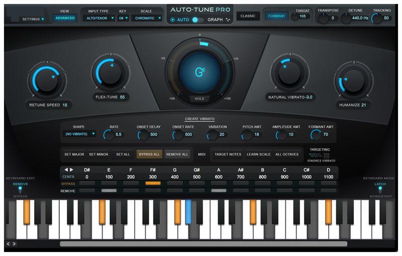 Auto-Tune Pro latest version